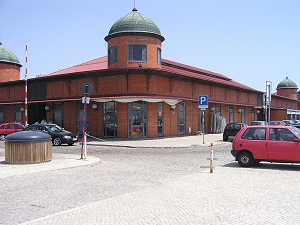 Olhao Algarve Market